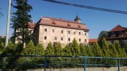 Pałac w Strudze