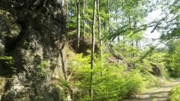 Skałki pod Czernicą
