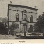 Synagoga w Wałbrzychu 1905