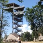 Wieża widokowa, Trójgarb